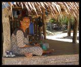 Yapese woman