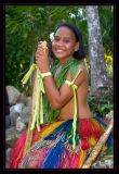 young yapese girl