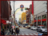 Kokusai Dori (International Street) 国際通り Market Area