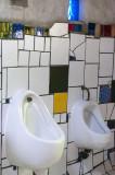 Hundertwasser toilet at Kawakawa (iv)