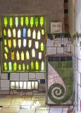 Hundertwasser toilet at Kawakawa (v)