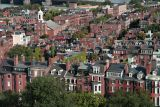 Beacon Hill: Aerial II