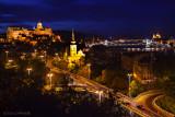 Budapest Nightscape