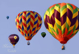 HOT AIR BALLOONS AND FIRE