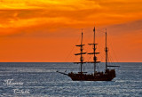 PIRATE SHIP AT SUNSET IN CABO SAN LUCAS-2011_2488.jpg
