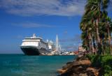 ORANJESTAD, ARUBA  SEAPORT, MAASDAM SHIP-0728.jpg