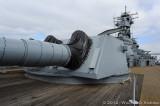 Forward 16 Inch Gun Turret