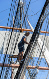 Descending the Foremast