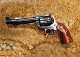 Ruger Blackhawk Bisley Flattop