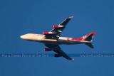 2012 - Virgin Atlantic B747-4Q8 G-VFAB airline aviation stock photo #2436