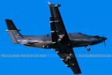 U. S. Special Operations Command (USSOCOM) Pilatus U-28A #08-0646 enroute to 9L at OPF military aviation stock photo