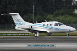 John Travolta arriving at Opa-locka Executive Airport in his Eclipse 500 N218JT