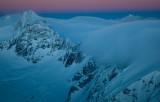 Snowfield Peak From The East  (Snowfield_011113_013-1.jpg)*