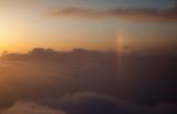 Vertical Rainbow:  The Right Half Of A Sun-Dog  (MF_032213-444-1.jpg)