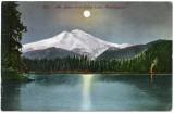 Mount Baker From Baker Lake, Washington (NCpostcard_004-2.jpg)