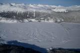 Bridge Glacier, Lower Terminal Plain, View NW  (Lillooet011508-_0108.jpg)
