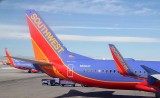 Southwest winglet and tails.
