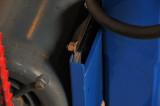 Slide for motor mount