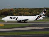 B737-400 TC-SKD