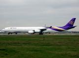 A340-600 HS-TND