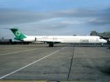 MD-83  EC-FEB
