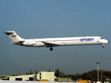 MD-82  N603CA