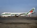 B747-200F  I-DEMC