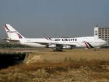 B747-200  LX-FCV