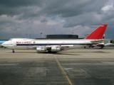 B747-200  N607US