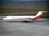 Bae 111-400  G-ASYD