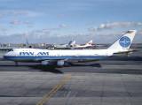 B747-200  N748PA