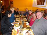Blandine, Nathalie, Olivier, Dan, Stephanie, Chris and Pete