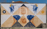 Painel de Azulejos de Nuno Medeiros (1996)