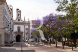 O Arco da Vila e o Jardim Manuel Bívar