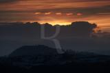 A Pederneira e o Monte de São Brás em 13 de dezembro de 2012