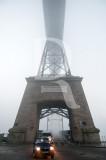A Ponte D. Luís I em Manhã de Nevoeiro
