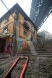 A BASF nas Escadas do Coudaçal