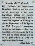 Lameira - Capela de São Romão
