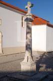 Cruzeiro Paroquial em Évora de Alcobaça