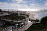 Praia de Paredes da Vitória em 24 de serembro de 2010