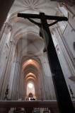 Interior do Mosteiro de Alcobaça