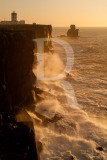 The Lighthouse at Cabo Carvoeiro