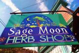 Sage Moon Herb Shop Berkeley Springs W.Va.