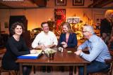 Ondertekening stichtingsacte 'Stichting Cultuur & Theater Vianen'