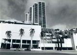 1977 - the Omni Hotel and Omni International Mall on Biscayne Boulevard
