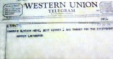 1964 - page 3 of telegram from Morris Lansburgh to Ed Sullivan about the Beatles and upcoming show from Miami Beach