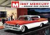 1957 Mercury advertisement