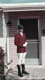 1970 - Duane Hattaway in his great HHS Marching Band uniform
