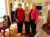 March 2013 - Karen, Esther and Wendy