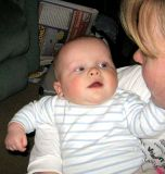 2005 - Kyler Kramer and his mom Karen Dawn Boyd